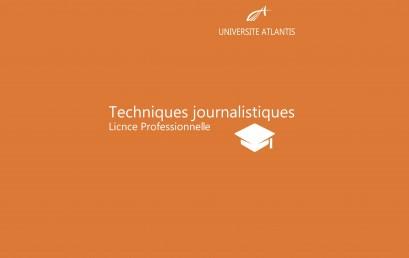 Techniques journalistiques