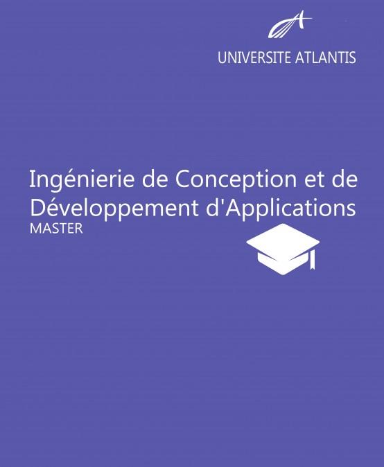 Ingénierie de Conception et de Développement d'Applications