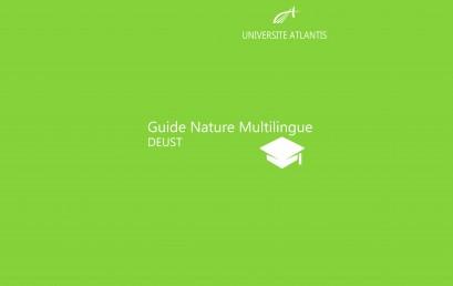 Guide Nature Multilingue