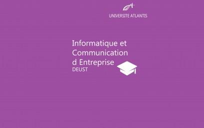 Informatique et Communication d'Entreprise