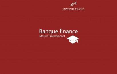 BANQUE FINANCE