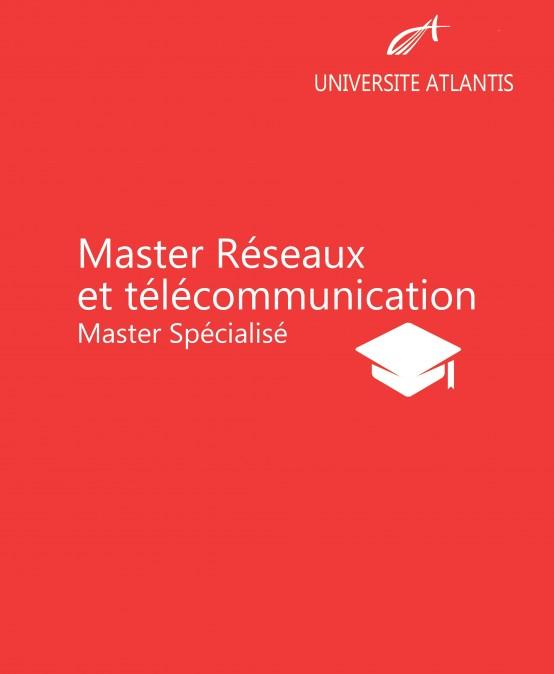 Master Réseaux et télécommunication