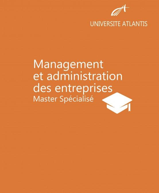 Management et administration des entreprises