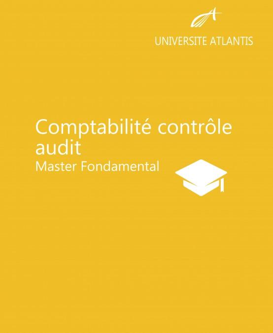 Comptabilité contrôle audit