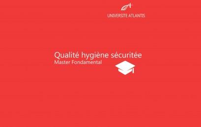 Qualité hygiène sécuritée
