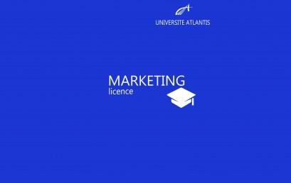 Licence  Marketing